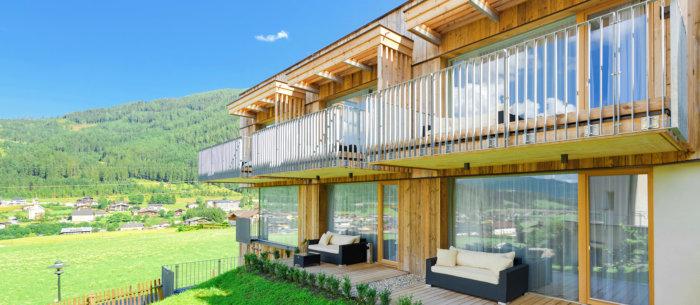 Anfrage - Appartements LUNA, Ferienwohnungen in Flachau