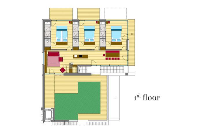 appartements-luna-flachau-1st-floor