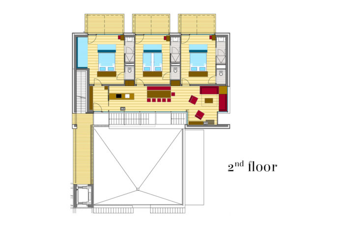 appartements-luna-flachau-2nd-floor