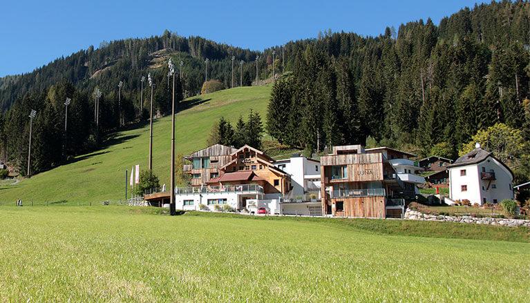 Betriebe der Familie Gappmaier, Flachau