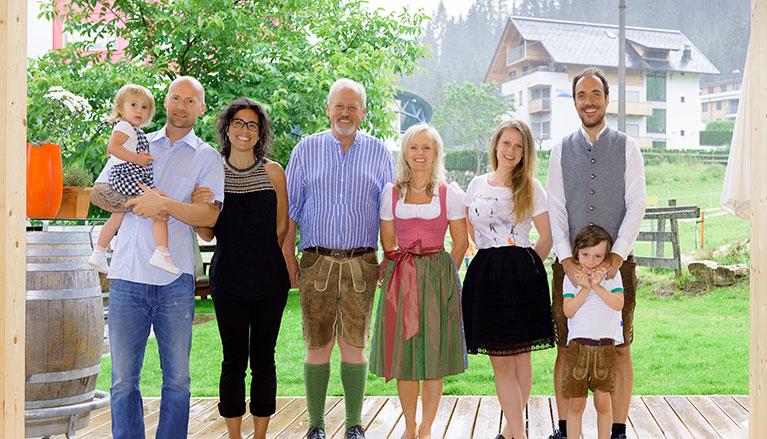 Familie Gappmaier - Flachau