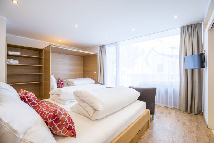 Ferienwohnung Typ B2 - Appartements LUNA, Flachau