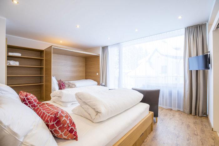 Ferienwohnung Typ C - Appartements LUNA, Flachau
