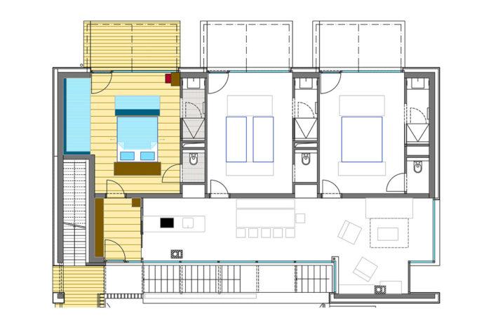 Ferienwohnunge Typ C 2 - Appartements LUNA, Flachau