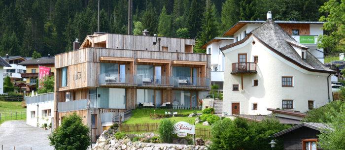 Romantik-Unterkunft in Flachau, Salzburger Land