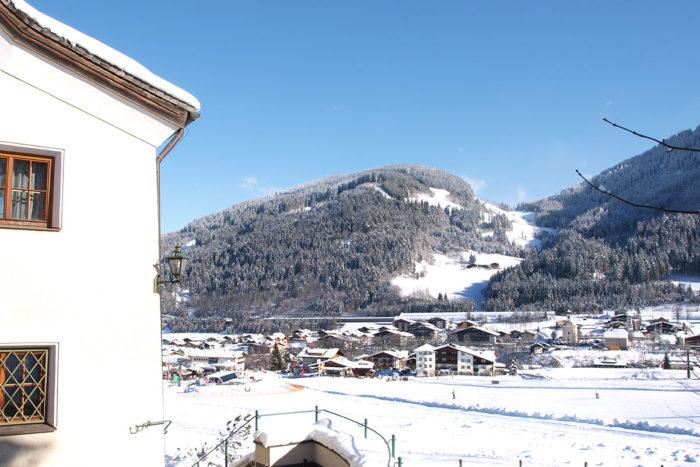s' Schlössl - Romantik-Unterkunft in Flachau, Salzburger Land