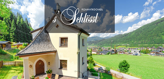 Romantikdomizil s'Schlössl - Flachau