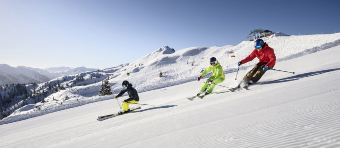 Skiurlaub in Flachau, snow space Flachau im Ski amadé